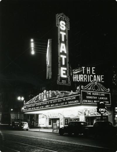State Marquee Date Unknown