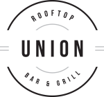 Union rooftop bar and grill, unclosed circle design