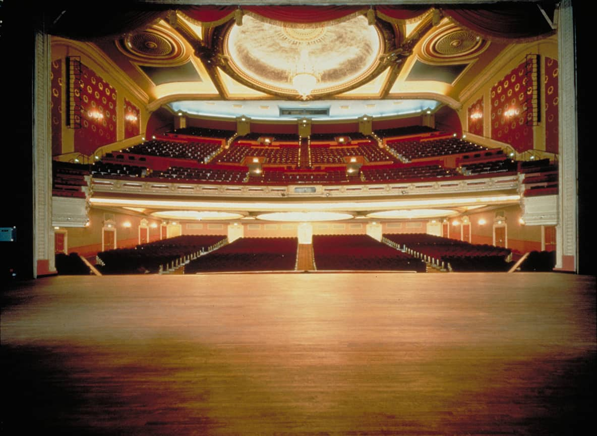 State Theatre Minneapolis Mn Seating Chart Home Plan